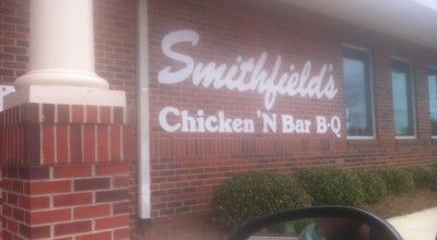Photo of BBQ Joint Smithfield's Chicken 'N Bar-B-Q at 7304 Knightdale Blvd, Knightdale, NC 27545, United States
