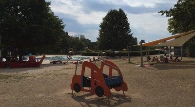 Photo of Pool Kallebad at Wörther-see-straße 10, Wiesbaden 65187, Germany