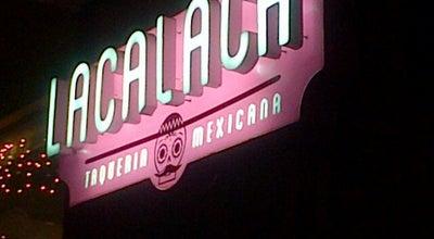Photo of Mexican Restaurant LACA LACA at Plaza L'abero, Local 1a, San Salvador, El Salvador
