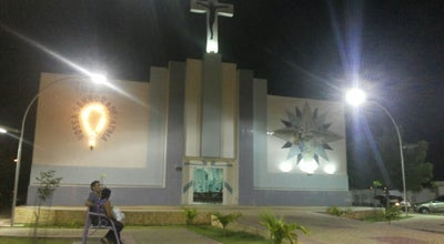 Photo of Church Paróquia Nossa Senhora de Fátima at Pç. João Paulo Ii, S/n, Mossoró 59611-300, Brazil