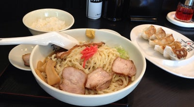 Photo of Food 喜多方ラーメン 坂内・小法師 四日市駅前店 at 安島1-2-20, 四日市市 510-0075, Japan
