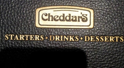 Photo of American Restaurant Cheddar's at 5719 W Saginaw Hwy, Lansing, MI 48917, United States