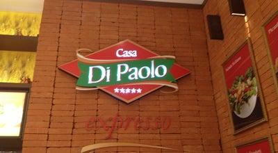 Photo of Italian Restaurant Casa Di Paolo Express at San Pelegrino Shopping Mall, Caxias do Sul 95080-190, Brazil