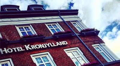 Photo of Hotel Bar Best western Kronjylland at Randers, Denmark