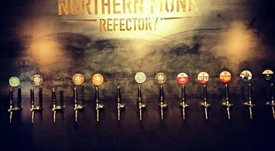 Photo of Brewery Northern Monk Refectory at The Old Flax Store, Leeds LS11 9YJ, United Kingdom