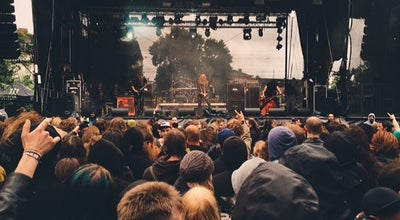 Photo of Rock Club Nord open air at Essen, Germany