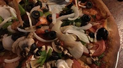 Photo of Italian Restaurant Mama Teresa's Flying Pizza at 416 21st St, Galveston, TX 77550, United States