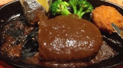 Photo of Steakhouse 肉の万世 鳩ヶ谷店 at 桜町1-6-16, 川口市 334-0001, Japan