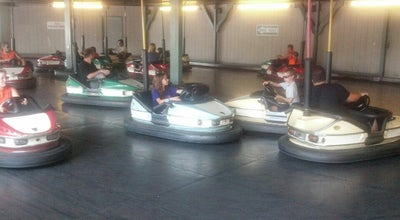 Photo of Theme Park Seabreeze - Bumper Cars at Seabreeze Amusement Park, Rochester, NY 14622, United States