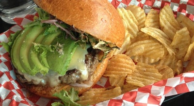 Photo of Burger Joint Riders Club Cafe at 1701 N El Camino Real, San Clemente, CA 92672, United States