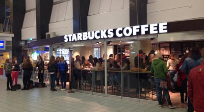 Photo of Coffee Shop Starbucks at Stationsplein 22, Eindhoven 5611 AC, Netherlands