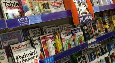 Photo of Bookstore WHSmith at 106/107 Westborough, Scarborough YO11 1LD, United Kingdom