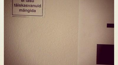 Photo of Art Gallery Nooruse galerii at Riia 11, Tartu, Estonia