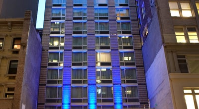 Photo of Hotel Holiday Inn Express Manhattan Times Square South at 60 W 36th St, New York, NY 10018, United States