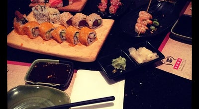 Photo of Sushi Restaurant Sumo at Korte Leidsedwarsstraat 51, Amsterdam 1017 PW, Netherlands