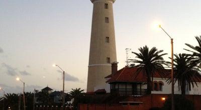 Photo of Lighthouse Faro de Punta del Este at 2 De Febrero, Punta del Este, Uruguay