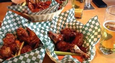 Photo of Sports Bar Wingporium at 1000 Islington Ave, Toronto, ON M8Z 4P8, Canada
