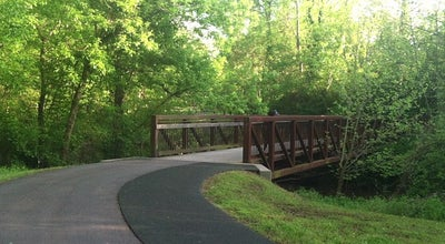 Photo of Trail Swamp Rabbit Trail Downtown at Greenville, SC 29601, United States