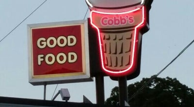 Photo of Ice Cream Shop Cobbs Drive-In at 631 Tiffin Ave, Sandusky, OH 44870, United States