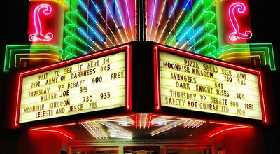 Photo of Indie Movie Theater Laurelhurst Theater & Pub at 2735 E Burnside St, Portland, OR 97214, United States
