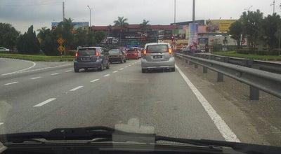 Photo of Racetrack Traffic Light Nilai Impian at Malaysia