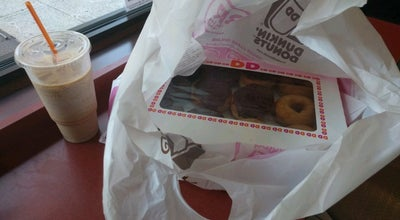 Photo of Coffee Shop Dunkin Donuts at 2103 Frederick Douglass Blvd, New York, NY 10026, United States