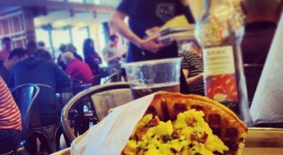 Photo of Breakfast Spot Waffle Champion at 1212 N Walker Ave #100, Oklahoma City, OK 73103, United States
