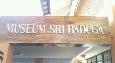 Photo of Museum Museum Sri Baduga at Jalan Bkr No.185, Bandung, Indonesia