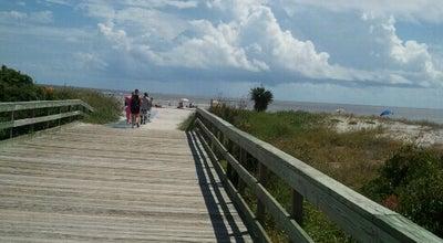 Photo of Beach Coast Guard Beach at 1st Street, St Simons Island, GA 31522, United States
