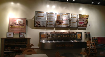 Photo of Sandwich Place Which Wich? Superior Sandwiches at 7800 Dr Phillips Blvd, Orlando, FL 32819, United States