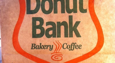 Photo of Bakery Donut Bank Bakery & Coffee Shop at 1950 Washington Ave, Evansville, IN 47714, United States