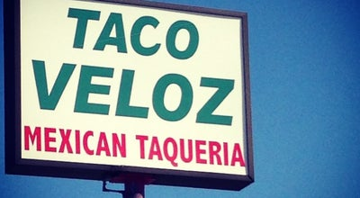 Photo of Mexican Restaurant El Taco Veloz at 5084 Buford Hwy Ne, Atlanta, GA 30340, United States