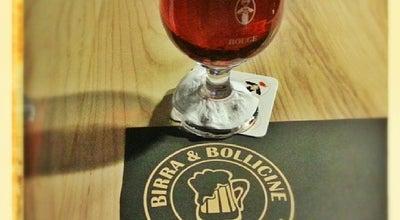 Photo of Pub Birra & bollicine at Via Tiberio 14, Napoli 80125, Italy