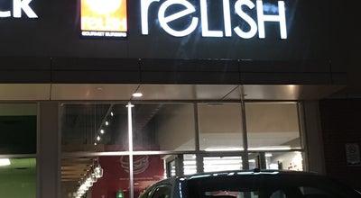 Photo of Restaurant ReLish Gourmet Burger at 10 Trinity Ave, Fredericton E3B 3C1, Canada