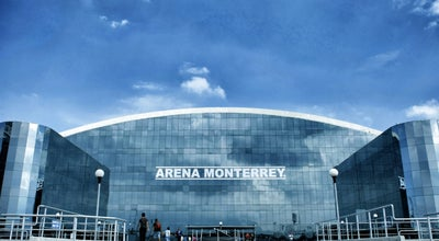 Photo of Concert Hall Arena Monterrey at Parque Fundidora, Monterrey 64040, Mexico