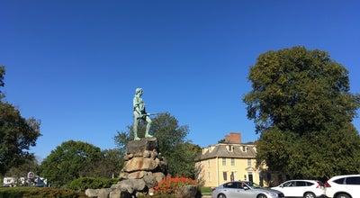 Photo of Historic Site Minuteman Monument at 73 Waltham St, Lexington, MA 02421, United States