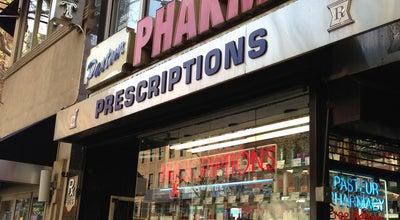 Photo of Drugstore / Pharmacy Pasteur Pharmacy at 806 Lexington Ave, New York, NY 10065, United States