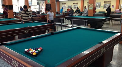 Photo of Pool Hall Billarama Santa Maria at Sor Juana Ines De La Cruz 78, Mexico 06400, Mexico
