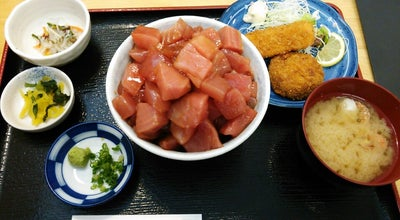 Photo of Japanese Restaurant まぐろ館 魚市場食堂 at 島崎町14, 静岡市, Japan