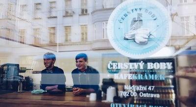 Photo of Coffee Shop Čerstvý Boby at Nádražní 47, Ostrava 70200, Czech Republic