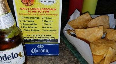 Photo of Mexican Restaurant Restaurante El Azteca at 4200 Il Route 173, Zion, IL 60099, United States