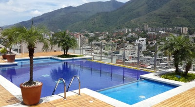 Photo of Pool Piscina Hotel Pestana at Venezuela