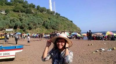 Photo of Beach Pantai Baron at Gunung Kidul, Indonesia