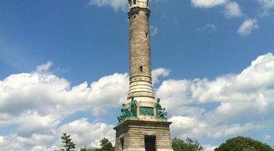 Photo of Historic Site Soldiers' and Sailors' Monument at English Dr, New Haven, CT 06511, United States