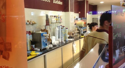 Photo of Ice Cream Shop Heladeria Tino´s at C. Manuel De Falla, 100, Alcobendas 28701, Spain