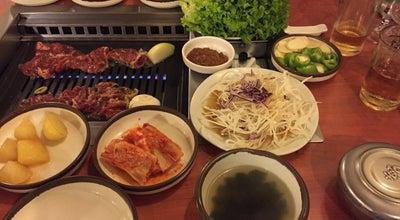 Photo of Korean Restaurant Bong at 42 Rue Blomet, Paris 75015, France