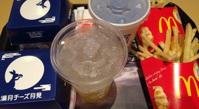 Photo of Fast Food Restaurant マクドナルド 上越高田西店 at 大字飯字沢田789-1, 上越市 943-0896, Japan