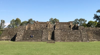 Photo of Historic Site Piramide De Teopanzolco at Cuernavaca, Mexico