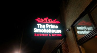 Photo of BBQ Joint The Prime Smokehouse at 207 E Thomas St, Rocky Mount, NC 27801, United States