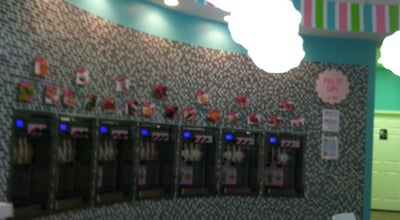 Photo of Ice Cream Shop SweetFrog at Town Square, Roanoke, VA 24012, United States